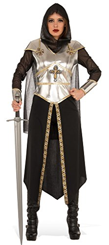 Adult Size Medieval Female Warrior Costume - fits up to Size 12 ()