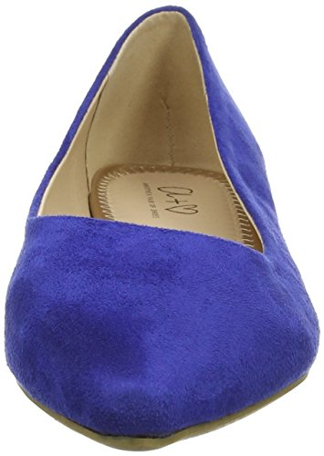 Another Pair of Shoes Beatris E1 - Bailarinas para Mujer Azul (Dark Blue70)