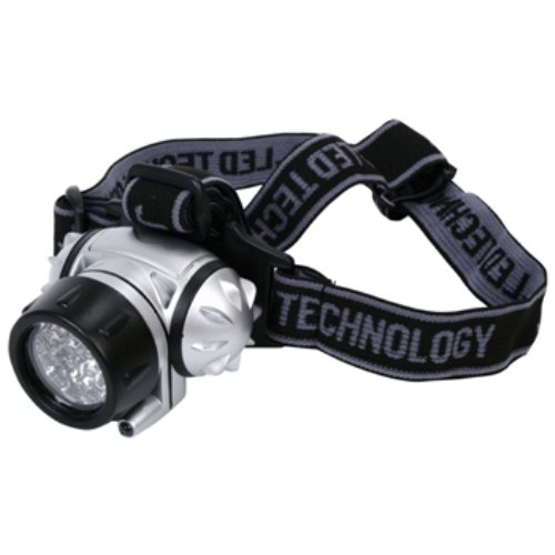 HQ TORCH-L-771 Lampada a LED da elmetto, ultra-chiara