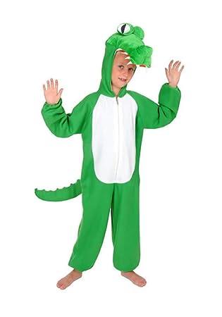 Unbekannt Disfraz de cocodrilo para niño (0000045710010)