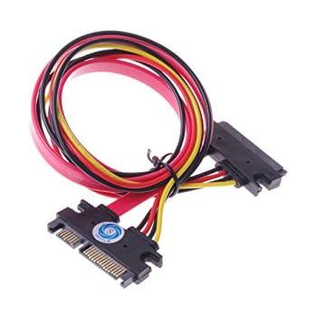 Amazon Com Micro Sata Cables Sata Male To Esata Cable