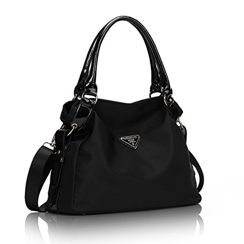 yuanhuihong Fashion Women Handbag Waterproof Cross Body Bag Multifunctional Shoulder Bag Lightweight