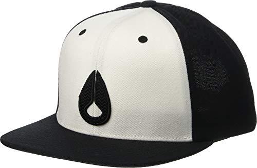 NIXON Icon Snapback Hat