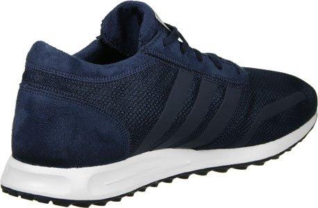 Adidas Los Angeles, Zapatillas Para Hombre Azul