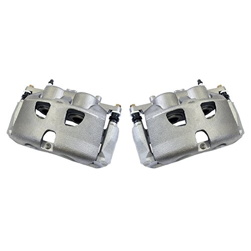 Front Left Caliper Assembly - 4
