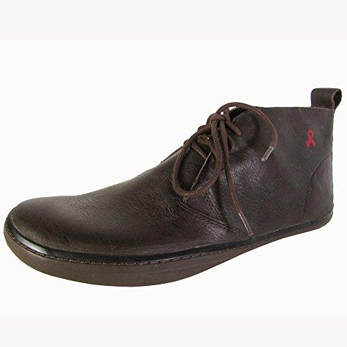 Vivobarefoot Soul Of Africa Mens Gobi Boot Shoes, Dark Brown, 42 EU/9 US by Vivobarefoot