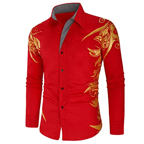 Culture Not A Costumes Template - Uqiangy Men's Embroidery Luxury Design Long