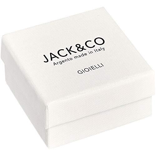 Jack/&co JUB0122 Pulsera para Hombre Gentleman Trendy