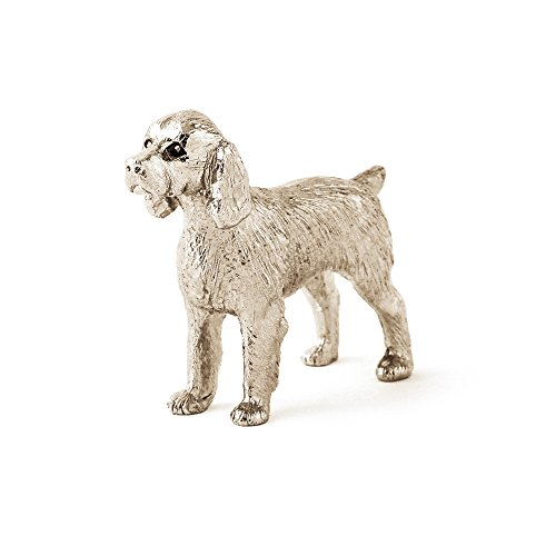 English Springer Spaniel Made in UK Artistic Style Dog Figurine Collection