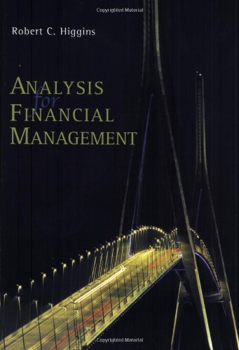 Analysis for Financial Management + Standard & Poor's Educational Version of Market Insight