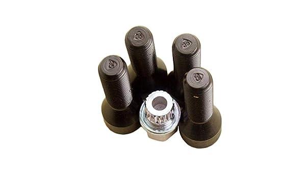 Amazon.com: 1 Set Wheel Locks Bolts Set for BMW E65 E66 E83 7 Series X3 36136786426 2000-2010: Automotive