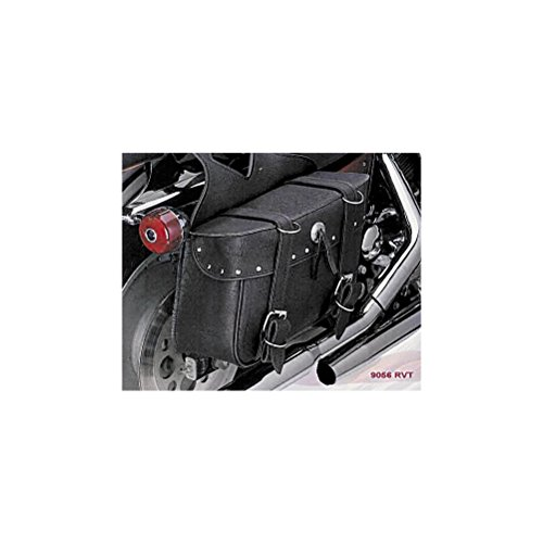 All American Rider Box Style Large Slant Saddlebags
