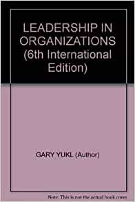 gary yukl 1 proactive influence tactics and leader member exchange gary yukl & john w michel university at albany, state university of new york in c a schriesheim & l l neider (eds), power and influence in organizations: new.