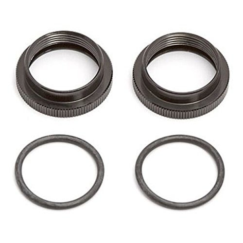 Associated 89057 FT Threaded Shock Collars with O-Rings