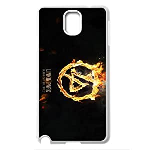 linkin park band logo poster Hard Plastic phone Case for Samsung Galaxy NOTE3 N9000 Case Cover ART111119