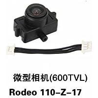 Walkera Rodeo 110 Spare Parts Mini camera(600TVL) Rodeo 110-Z-17