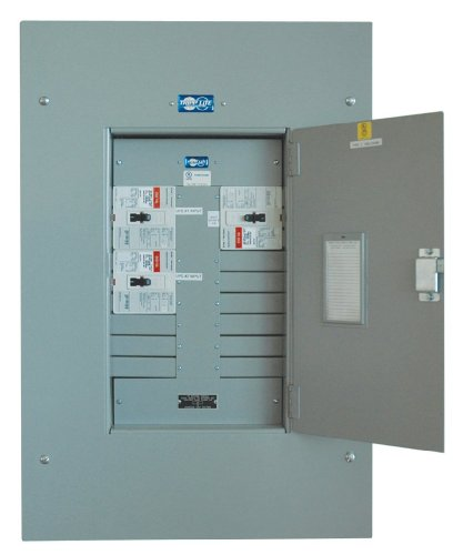 Parallel Tie Cabinet Combines 2 USTo Single Output (Parallel Tie Cabinet)