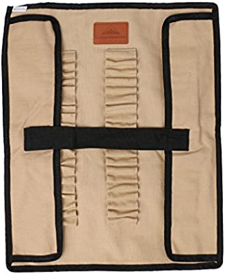 """Canvas Bag for 20pcs 7.9/""""-13.8/"""" Tent Pegs Stakes Carrying Storage Protection"""