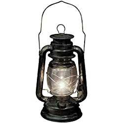 Rustic Old Fashioned Light Up Lantern