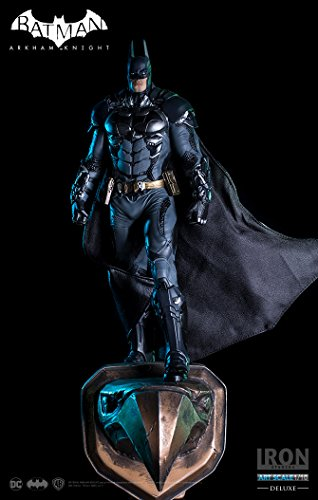 Batman Arkham Knight Art Scale 1/10 Deluxe Batman 30 cm Iron Studios Comics