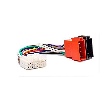 amazon com carav 12 112 iso radio adapter for honda acura suzuki rh amazon com