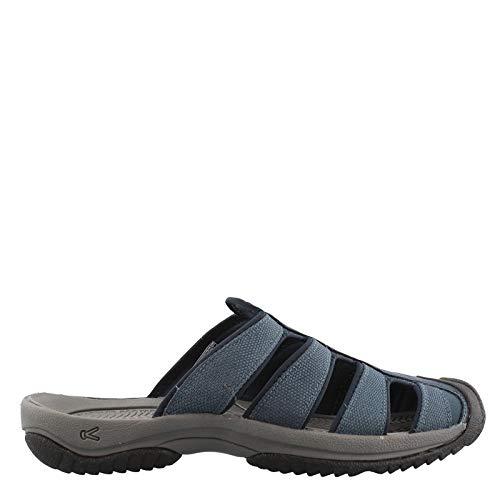 KEEN Men's Midnight Navy/Black, ARUBA II Sandals 9 D(M) US (Keen 9 Mens)
