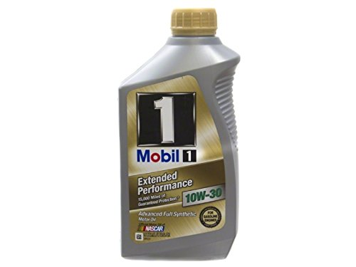 Mobil 102990 Extended Peformance 10W-30 Synthetic Motor Oil (Qty 1 Quart)