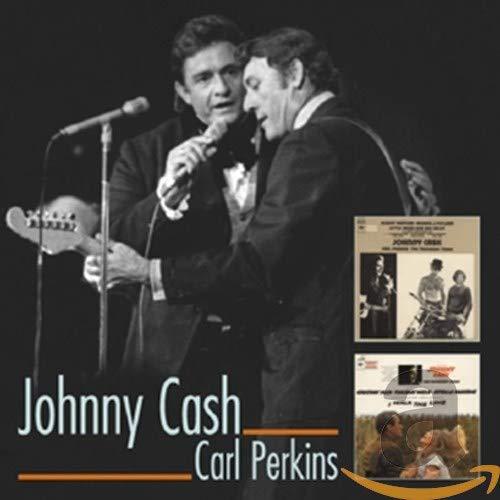 Johnny Cash, Carl Perkins - I Walk The Line / Little Fauss & Big Halsy - Amazon.com Music