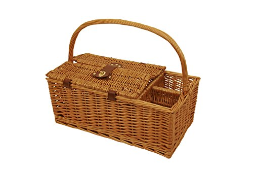 Wald Imports Brown Wicker 16