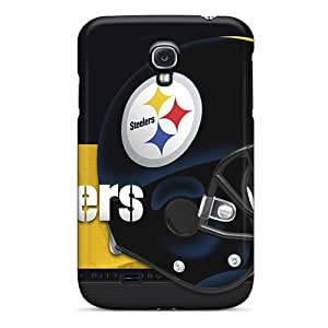Quality Funnylife4 Cases Covers With Pittsburgh Steelers Nice Appearance Compatible With Galaxy S4