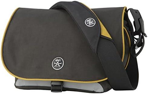 Crumpler The Daily 490 Grey Black Mustard Kamera