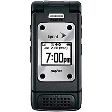 amazon com sprint sanyo pro 700 cell phone rugged electronics rh amazon com Qualcomm 3G CDMA Imei Qualcomm 3G CDMA Phone