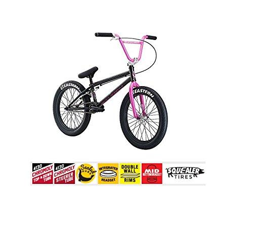 EASTERN TRAILDIGGER BMX BIKE 2017 BICYCLE BLACK PINK