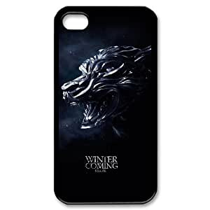 DIY iPhone 4,4S phone case With Game Of Thrones Pattern , Perfectly Fit Your Smartphone