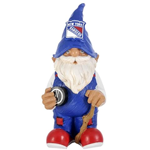 New York Rangers 2008 Team Gnome (Gnome With Hats)