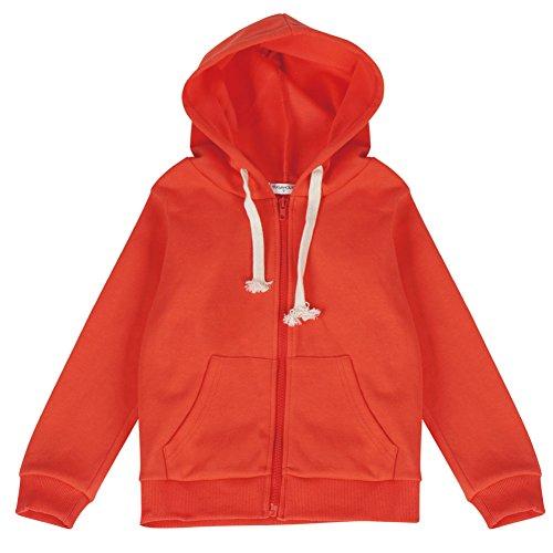Scarlet Pullover Sweatshirt (Baby Unisex Long Sleeve Dinosaur Hoodies Clothes Jacket Toddler Zip-up Sweatshirt (5T, Scarlet))