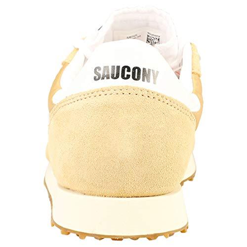 Para Hombre Trainer Marrón Zapatilla Vintage Saucony wqUB4tnnP