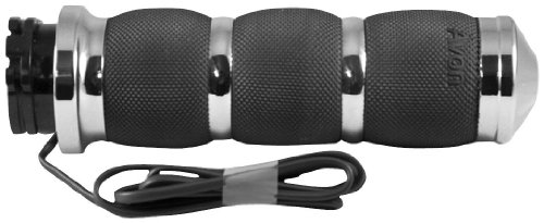 Avon Grips Cable Throttle Air Cushioned Heated Grips - One Size