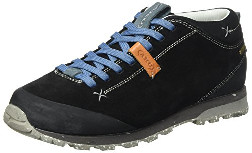 BELLAMONT SUEDE Light multisport outdoor Black unisex adulto Schwarz AKU Blue GTX da Scarpe dgaxwd5Pq