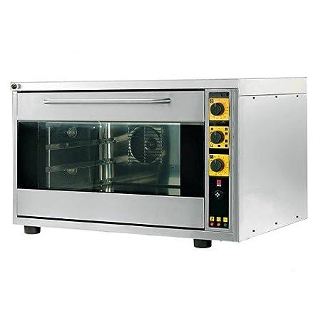 Ventilador horno de aire caliente horno 6, 4 kW 300 nivel: Amazon.es
