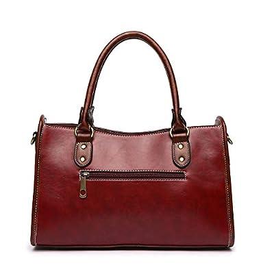 Western Style Embroidered Bible Verse Mark 10:27 Handbag Country Purse Women Tote Shoulder Bag Wallet Set