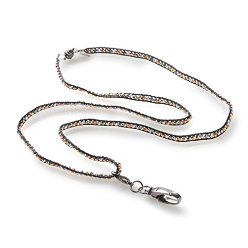 BooJee Beaded ID Convertible Lanyard Monsoon