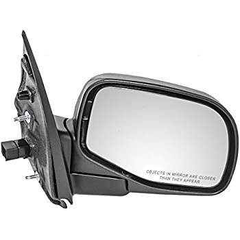 Partslink Number FO1321212 Unknown OE Replacement Ford Explorer//Mercury Mountaineer Passenger Side Mirror Outside Rear View
