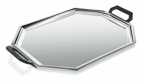 Alessi Ottagonale Vassoio - Serving Tray - By Carlo Alessi