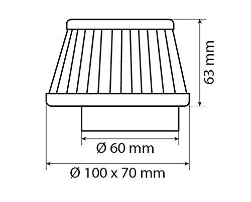 Lampa 06701 Filtro AF-5 Ovale Sportivo 60 mm