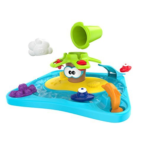 Cute and Exciting Kidz Delight Wild Water Island,Ensure Your Child had Tons of Activities for Hours of Fun,Blue/Multicolor,Makes a Great Gift by Generic