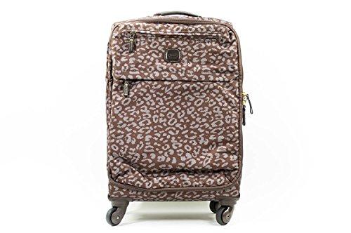 Bric's X-Travel Trolley Grey Leo
