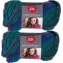 (Bulk Buy: Red Heart Boutique Unforgettable Yarn (2-pack) (Dragonfly))