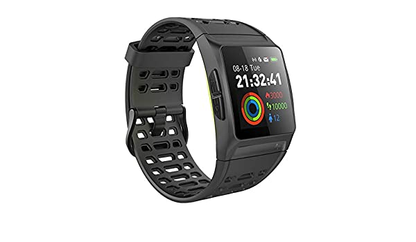 LAMGTON Smart Watch GPS Posicionamiento Bluetooth Strava Pantalla ...