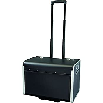 Image of Alassio Briefcase, Black (Black) - 45048 Luggage